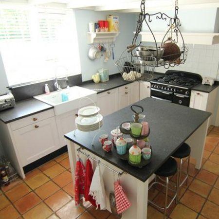 Keukenwerkblad Natuursteen