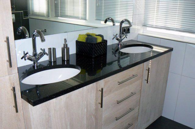 natuursteen badkamer meubell