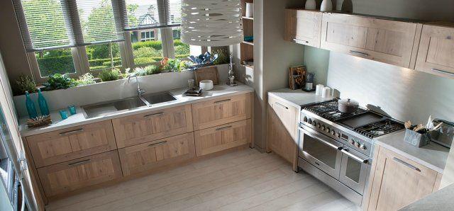 Kleine Landelijke Keuken Ikea : Landelijke keukens – De Jong Natuursteen Gorredijk Heerenveen