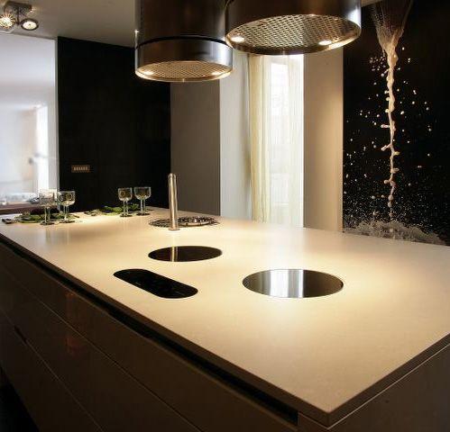 Design keuken kookgedeelte