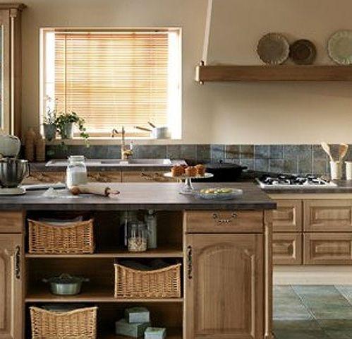 Voorbeeld klassieke keuken