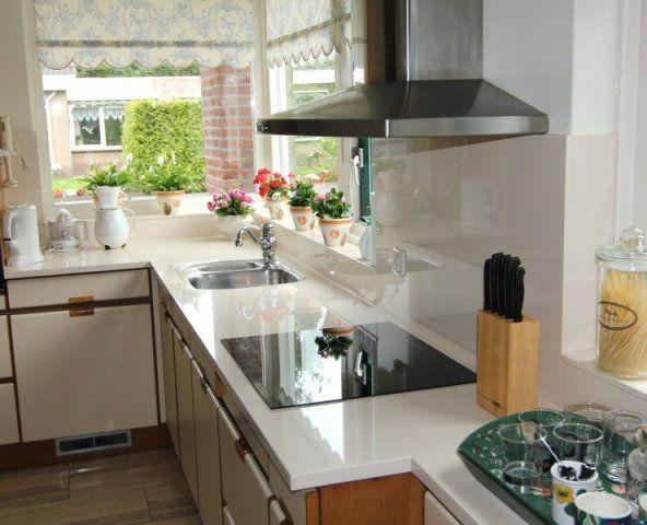 Complete keuken familie groen uit wirdum (keuken op maat)