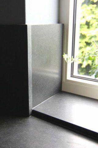 natuursteen vensterbank