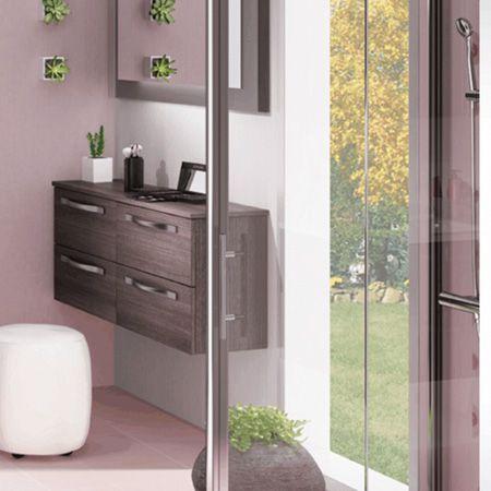 Badkamer voorbeeld strak