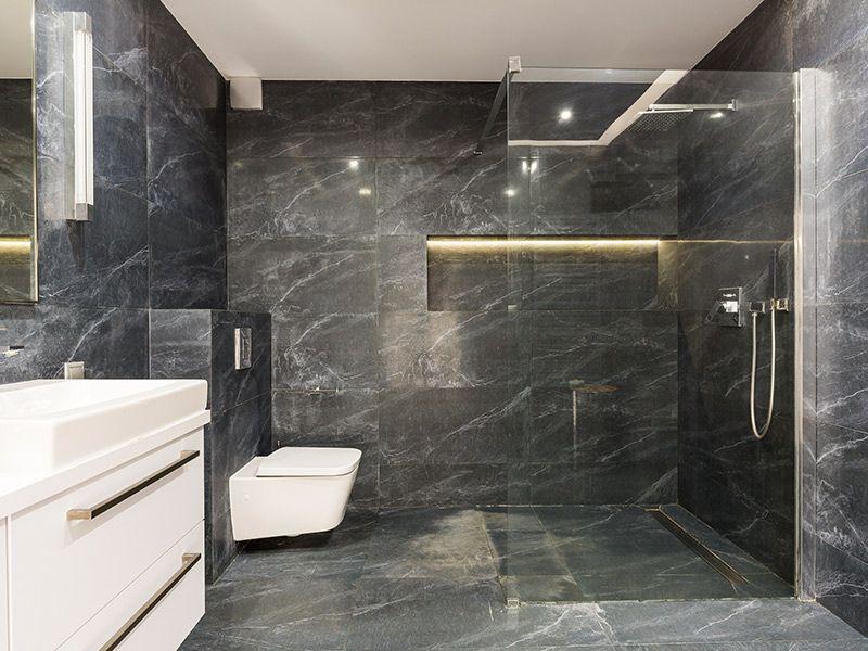 industrele badkamer